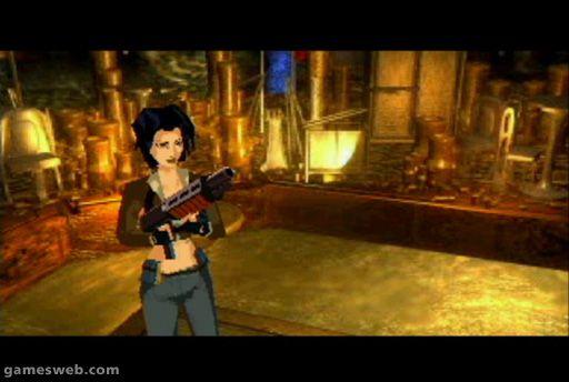 Fear Effect 2: Retro Helix - Screenshots - Bild 6