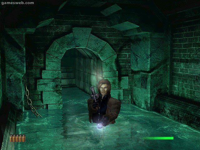 Alone in the Dark: The New Nightmare  Archiv - Screenshots - Bild 9