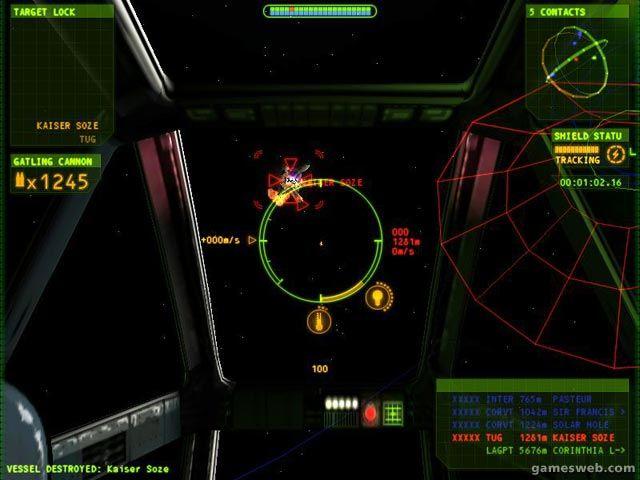 Independence War 2: Edge of Chaos - Screenshots - Bild 8