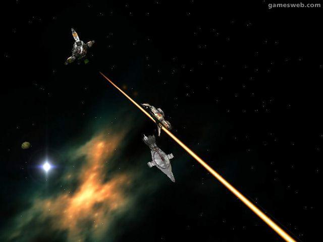 Independence War 2: Edge of Chaos - Screenshots - Bild 3
