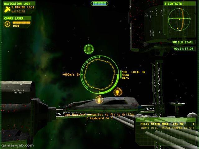 Independence War 2: Edge of Chaos - Screenshots - Bild 11