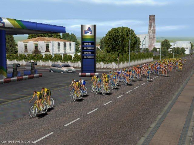 EuroTour Cycling  Archiv - Screenshots - Bild 10