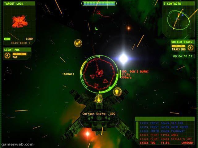 Independence War 2: Edge of Chaos - Screenshots - Bild 6