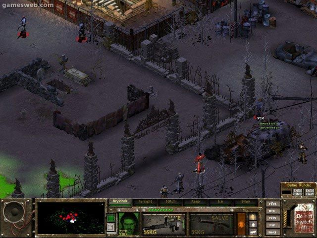 Fallout Tactics: Brotherhood of Steel - Screenshots - Bild 6