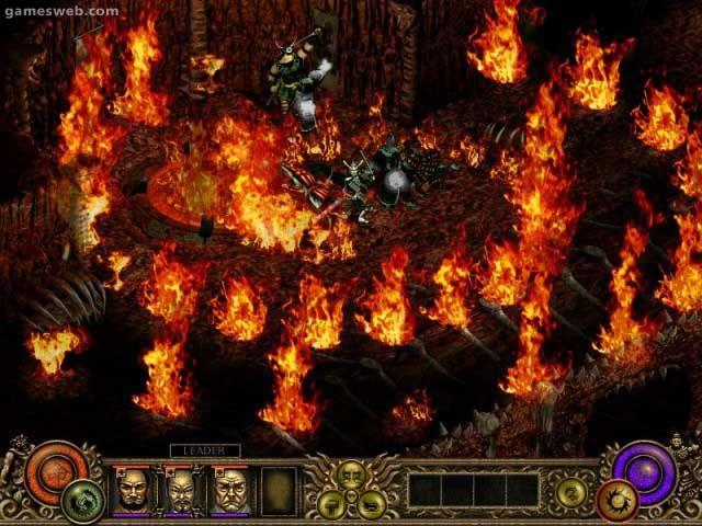 Throne of Darkness  Archiv - Screenshots - Bild 2