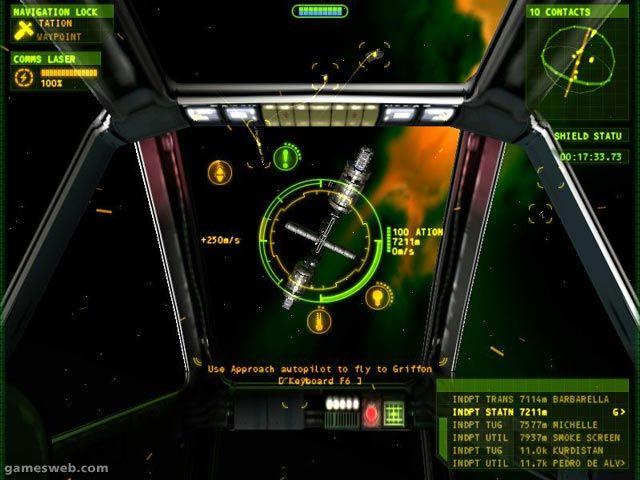 Independence War 2: Edge of Chaos - Screenshots - Bild 12