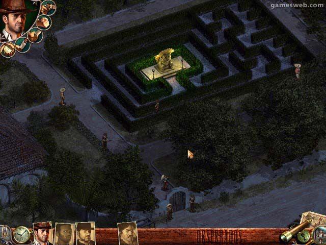 Desperados: Wanted Dead or Alive - Screenshots - Bild 7