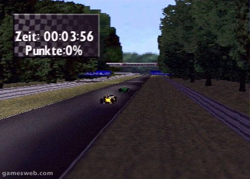 F1 World Grand Prix 2000 - Screenshots - Bild 7