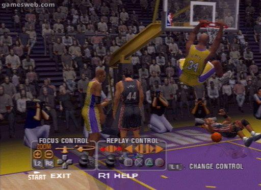 ESPN NBA 2 Night - Screenshots - Bild 2
