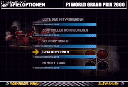 F1 World Grand Prix 2000 - Screenshots - Bild 2
