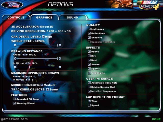 NASCAR 4 - Screenshots - Bild 14