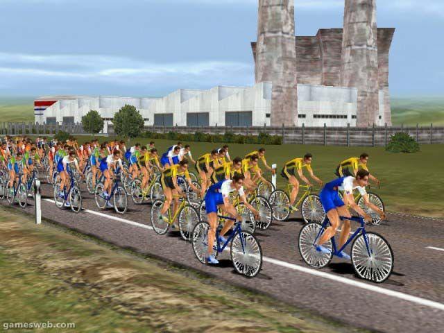 EuroTour Cycling  Archiv - Screenshots - Bild 3