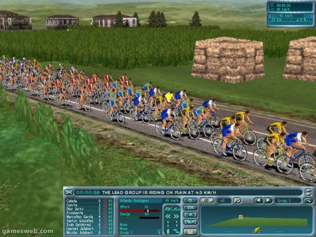 EuroTour Cycling  Archiv - Screenshots - Bild 8