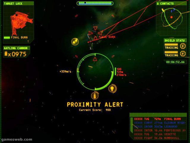 Independence War 2: Edge of Chaos - Screenshots - Bild 2
