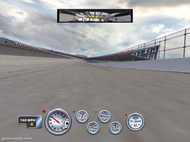 NASCAR 4 - Screenshots - Bild 2