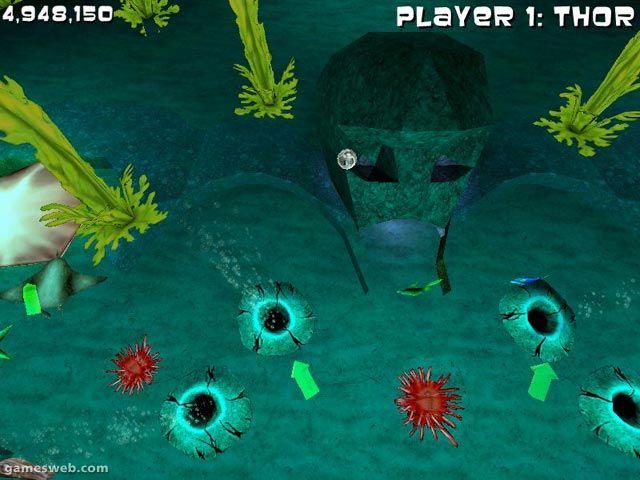 Adventure Pinball: Forgotten Island - Screenshots - Bild 6