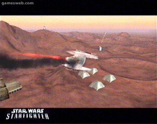 Star Wars Starfighter - Screenshots - Bild 2