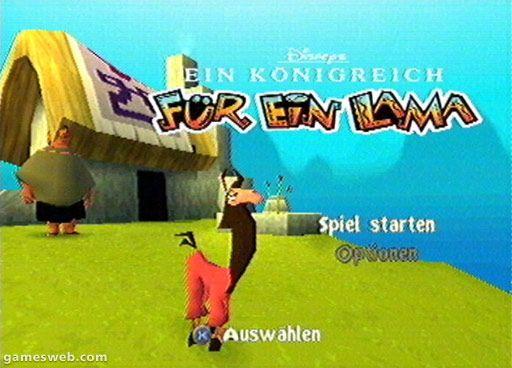 Ein Königreich für ein Lama - Screenshots - Bild 13