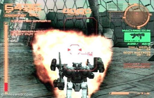 Armored Core 2 - Screenshots - Bild 4