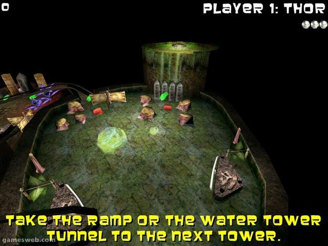 Adventure Pinball: Forgotten Island - Screenshots - Bild 11