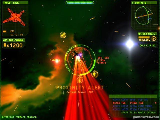 Independence War 2: Edge of Chaos - Screenshots - Bild 4