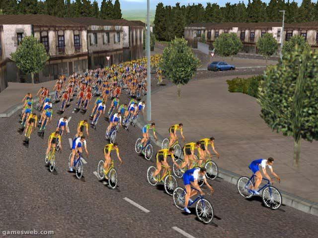 EuroTour Cycling  Archiv - Screenshots - Bild 13