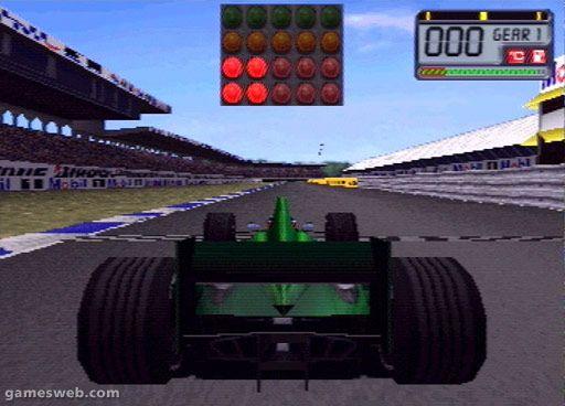 F1 World Grand Prix 2000 - Screenshots - Bild 9