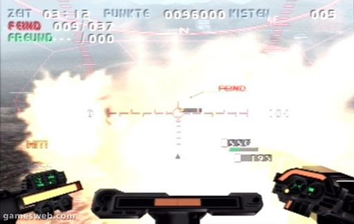 Gungriffon Blaze - Screenshots - Bild 13
