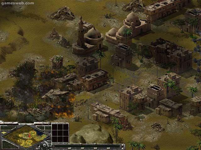 Sudden Strike - Screenshots - Bild 9