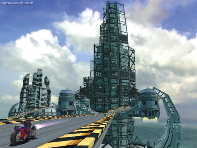 Extreme G 3  Archiv - Screenshots - Bild 2