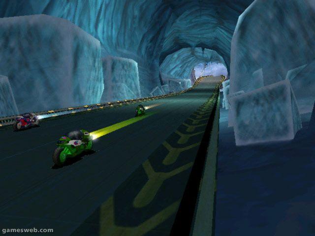 Extreme G 3  Archiv - Screenshots - Bild 7