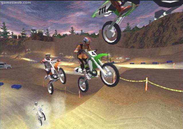MX 2002  Archiv - Screenshots - Bild 15