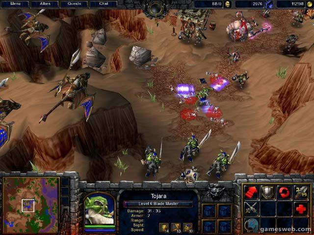 Warcraft III  Archiv - Screenshots - Bild 8