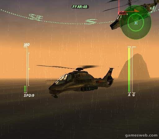 Thunderhawk: Operation Phoenix  Archiv - Screenshots - Bild 6