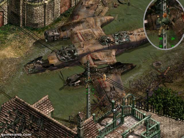 Commandos 2  Archiv - Screenshots - Bild 6