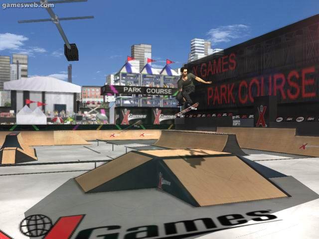 ESPN X Games Skateboarding  Archiv - Screenshots - Bild 9