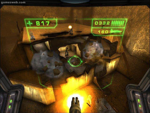 Red Faction  Archiv - Screenshots - Bild 15