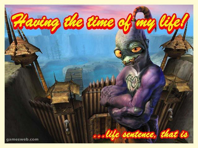 Oddworld: Munch's Odydsee  Archiv - Screenshots - Bild 23