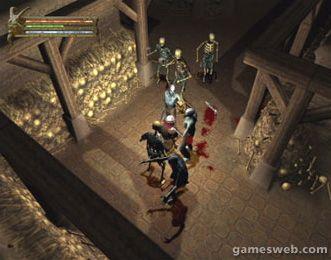 Baldur's Gate: Dark Alliance  Archiv - Screenshots - Bild 8