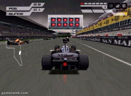 Formula One 2001 - Screenshots - Bild 18