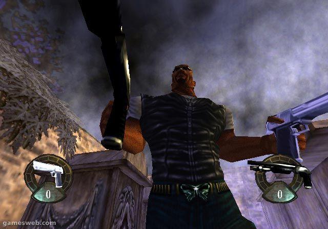 Shadowman 2  Archiv - Screenshots - Bild 10