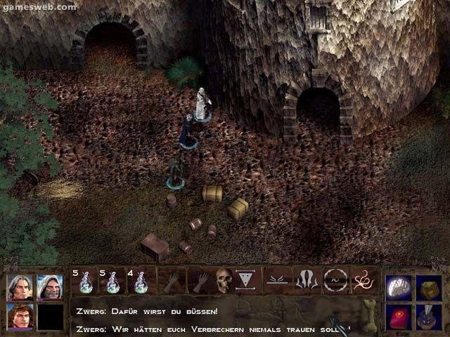 Gorasul: Vermächtnis des Drachen - Screenshots - Bild 11