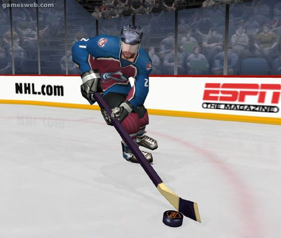 ESPN National Hockey Night 2002  Archiv - Screenshots - Bild 2