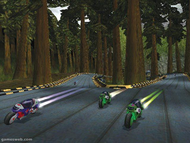 Extreme G 3  Archiv - Screenshots - Bild 4