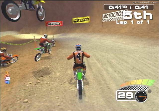 MX 2002  Archiv - Screenshots - Bild 3