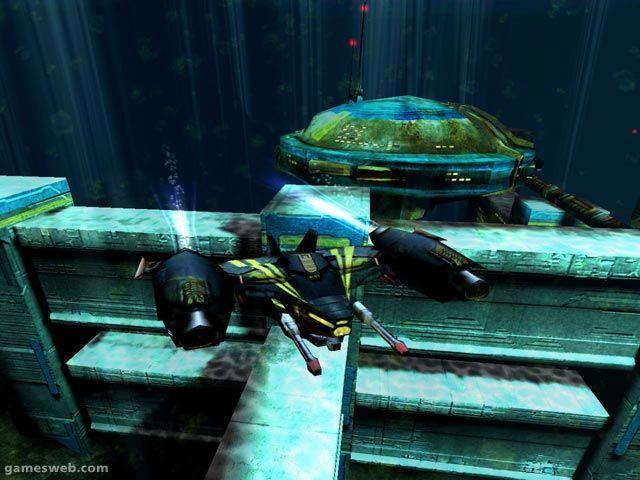 AquaNox  Archiv - Screenshots - Bild 10