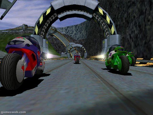 Extreme G 3  Archiv - Screenshots - Bild 3