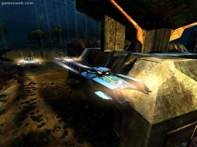 AquaNox  Archiv - Screenshots - Bild 2