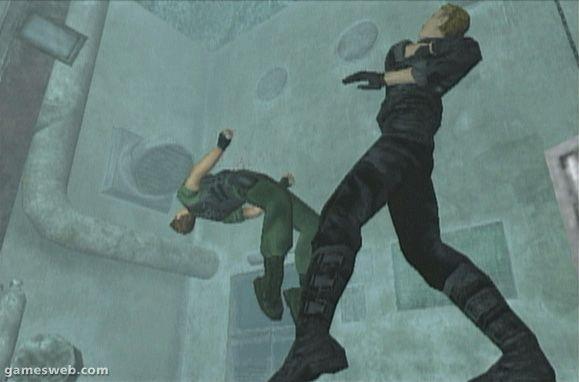 Resident Evil: Code Veronica X  Archiv - Screenshots - Bild 7