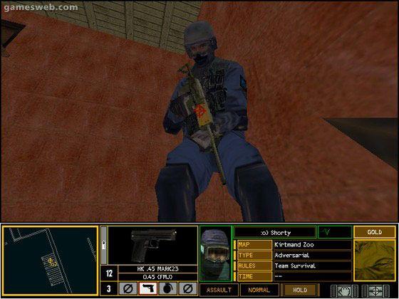 Rogue Spear: Black Thorn  Archiv - Screenshots - Bild 11